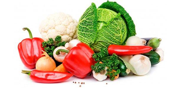 Овощи с полезными элементами — классификация по содержанию