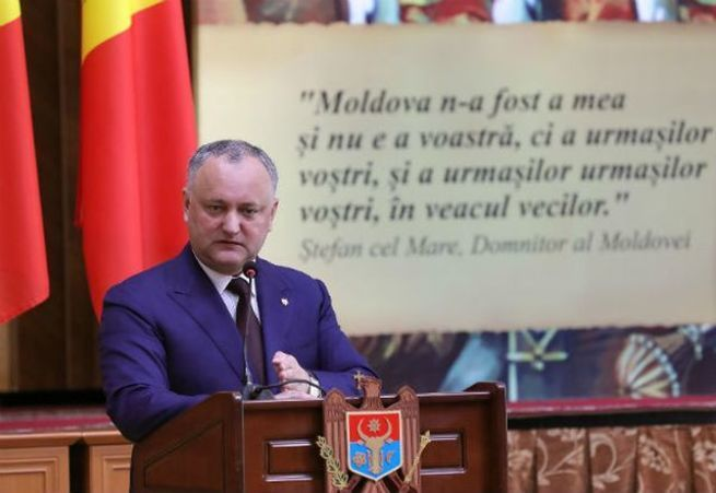 Додон предложил формулу объединения Молдавии