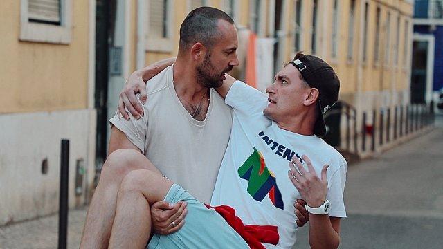 Бедняков +1: Лиссабон с Александром Гудковым