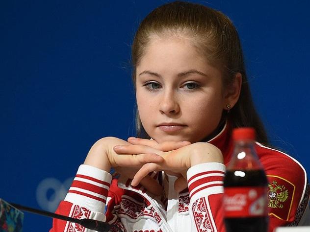 Ушедшая из фигурного катания Липницкая нашла новую работу
