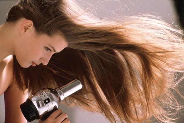 5 секретов профессиональной сушки волос