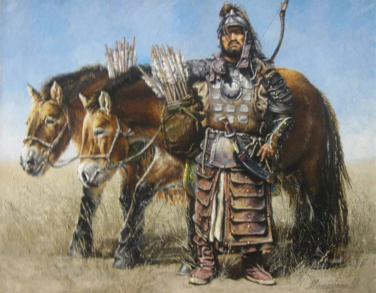 Битва на Калке 1223 г. Источники.