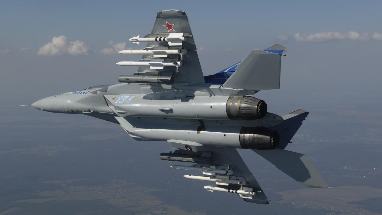 Лётные испытания истребителей МиГ-35 начнутся в конце лета