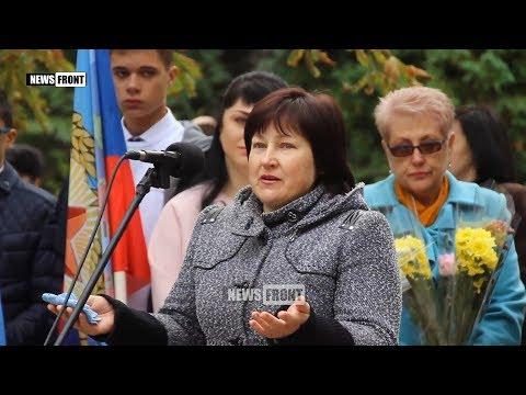 Мать павшего бойца ЛНР читает проникновенный стих о своем сыне, убитом Украиной