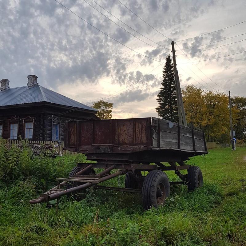 В деревне Пермского края, недалеко от родного города Кунгура глубинка, деревня, красиво, лес, россия, село, фото