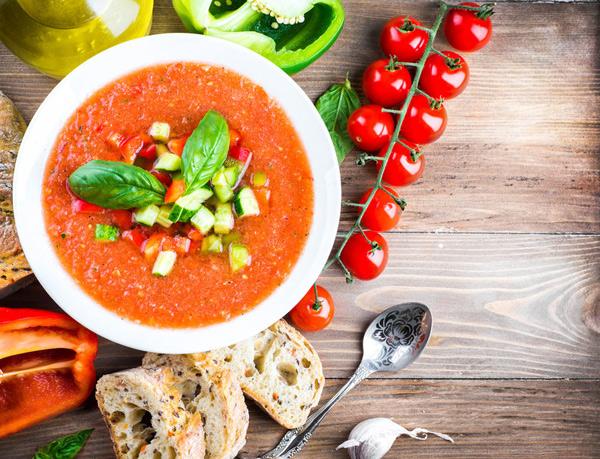 5 секретов супа гаспачо