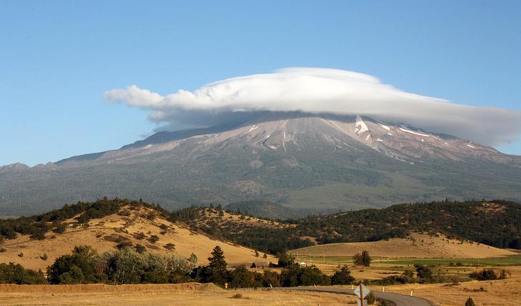 Мистическая гора Шаста
