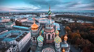 Санкт-Петербург. Воздушная съемка. Разверните на весь экран