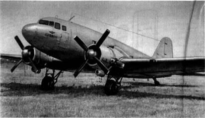 Антоновский Ли-2В. Малоизвестная страница истории ОКБ