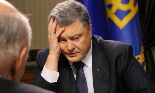 Названа дата свержения украинского президента Петра Порошенко