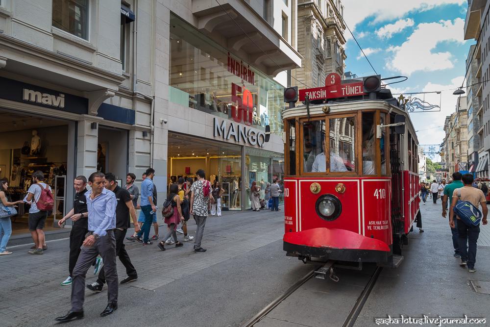 Погуляем по Стамбулу