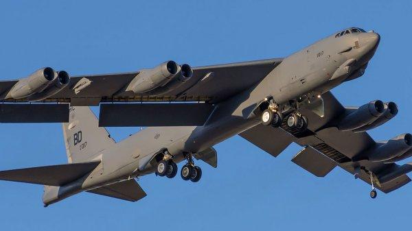 """""""Летающие крепости"""" и ядерное оружие США в Европе"""
