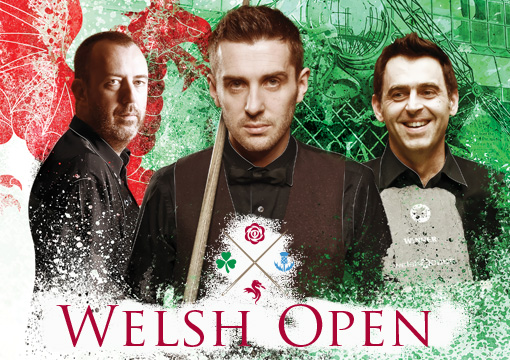 Welsh Open 2017. 1/16 финала