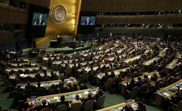 Россия созывает СБ ООН из-за ситуации на Украине