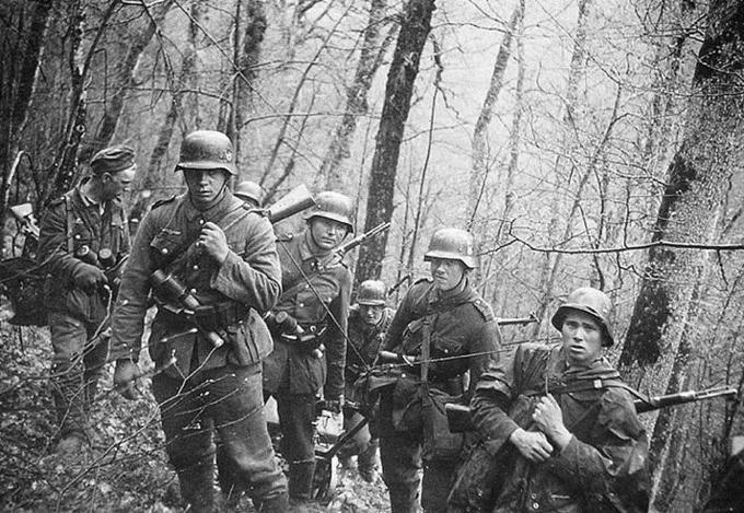 «Вервольф»: как воевали партизаны Гитлера