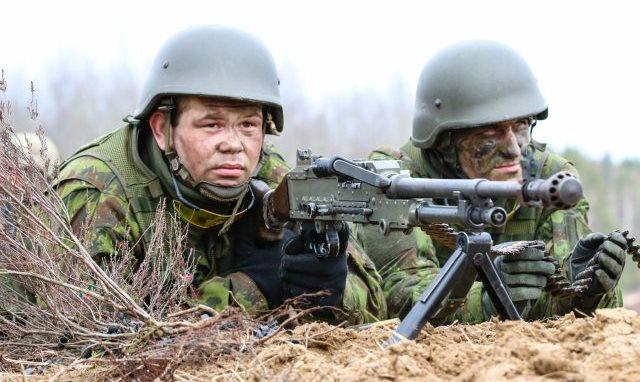 Большие пушки, хорошие пайки и рост агрессии США и НАТО