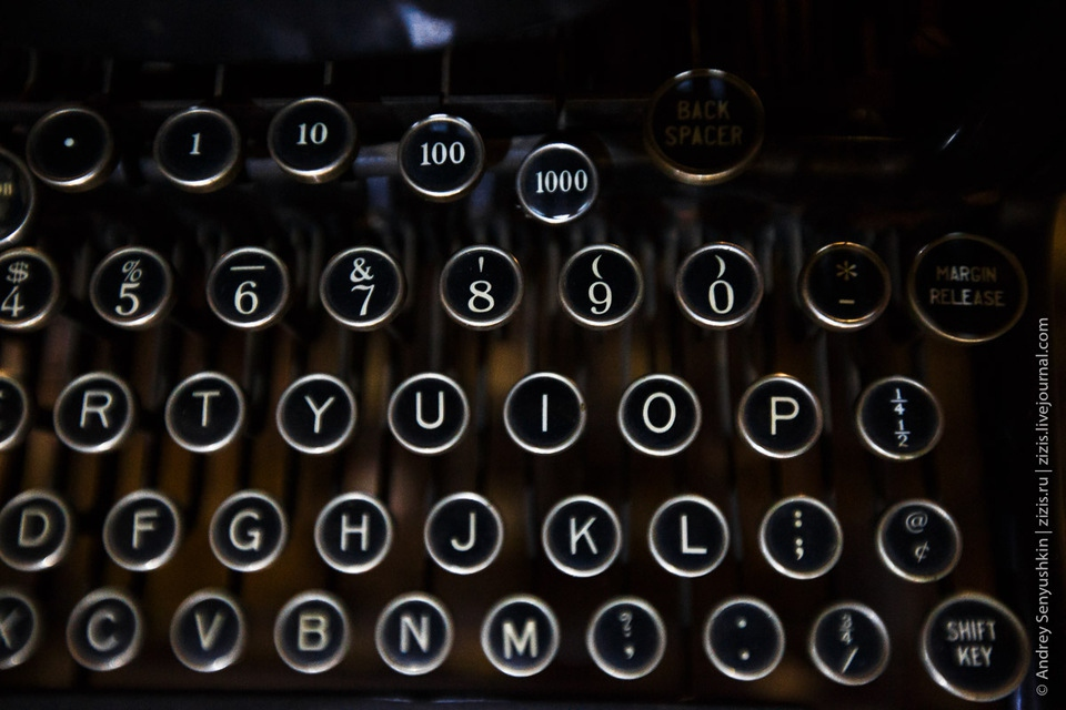 Typewriter: исторический пут…