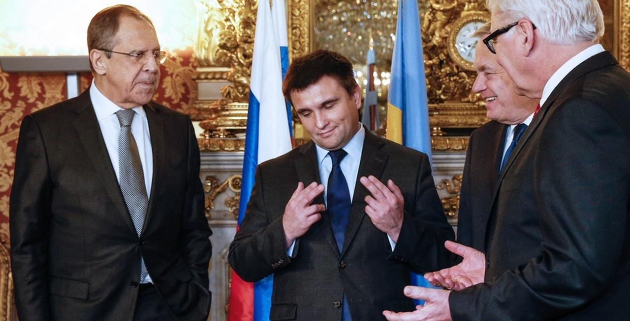 «100-летие украинской дипломатии»: конфликтное настоящее, туманное будущее
