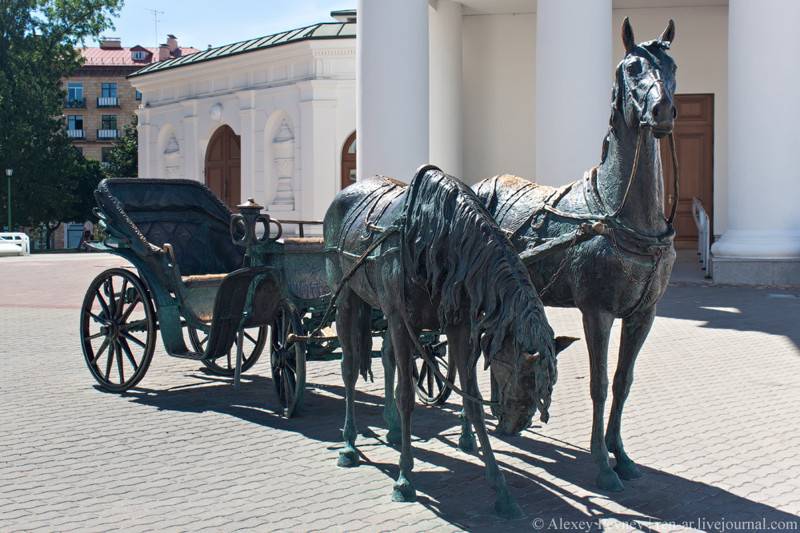 Где в Минске старый город найти путешествия, факты, фото