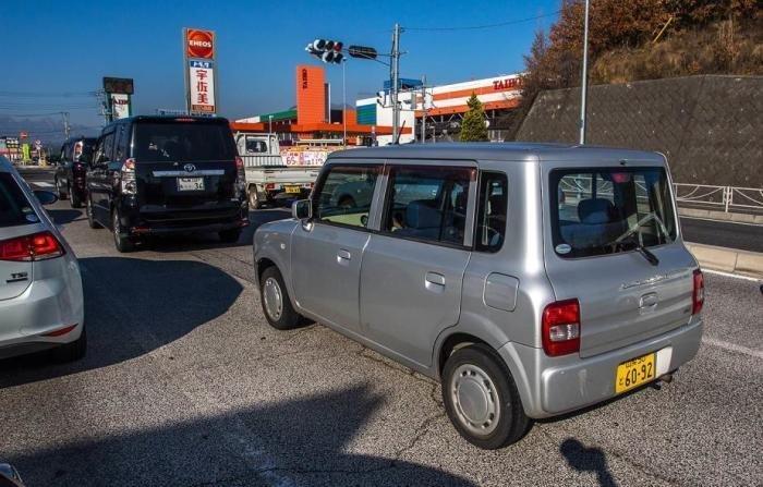 1. Размер имеет значение авто, истории, факты, япония
