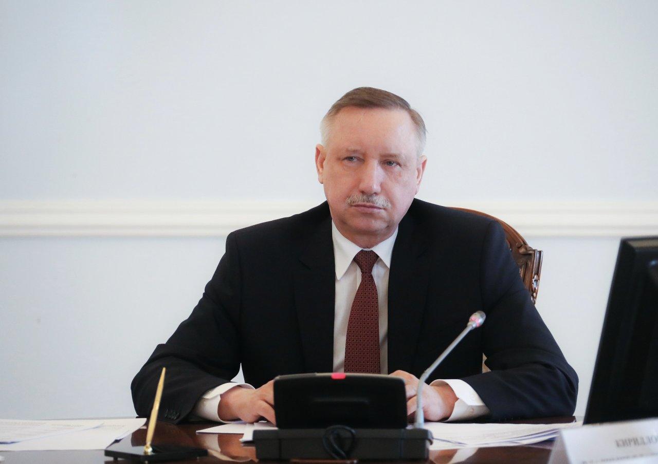 Беглов поручил облагородить садоводства Петербурга