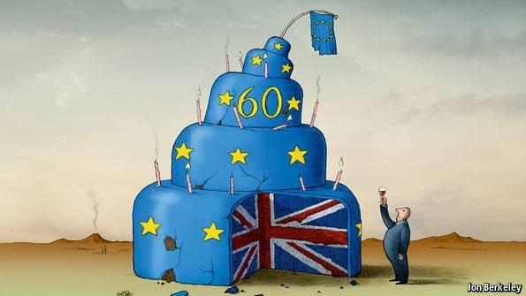 Разброд в Европе на фоне «до…