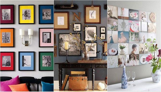 Идеи декорирования стен, которые помогут преобразить интерьер