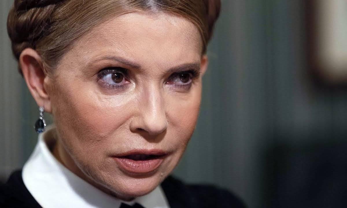 Тимошенко озвучила главные цели на посту президента Украины