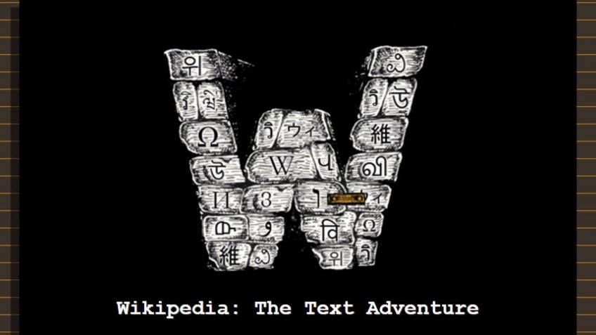 Дизайнер превратил Википедию в приключенческую игру