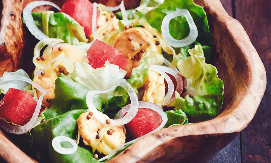 5 блюд, которые поднимут настроение