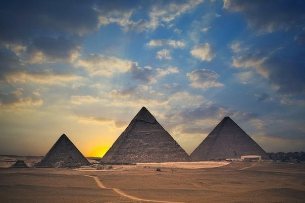 25 таинственных фактов о египетских пирамидах