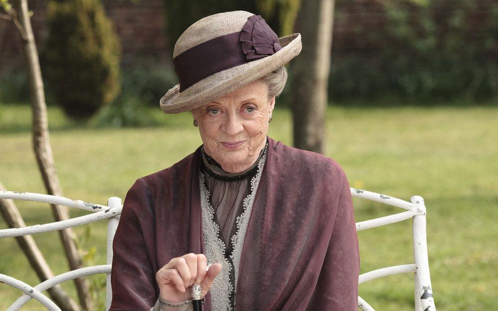 Margaret Natalie «Maggie» Smith — самая обаятельная и привлекательная актриса сериала «Аббатство Даунтон»
