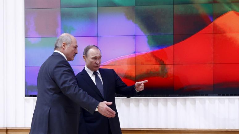 Лукашенко: с Путиным мы сами договоримся — без посредников