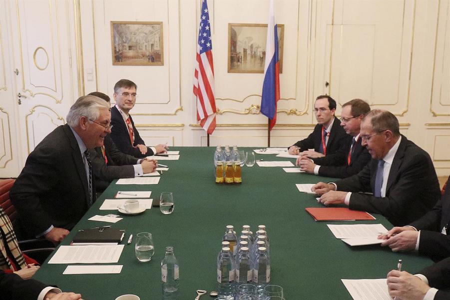 Загадки внешней политики США и американо-российских отношений