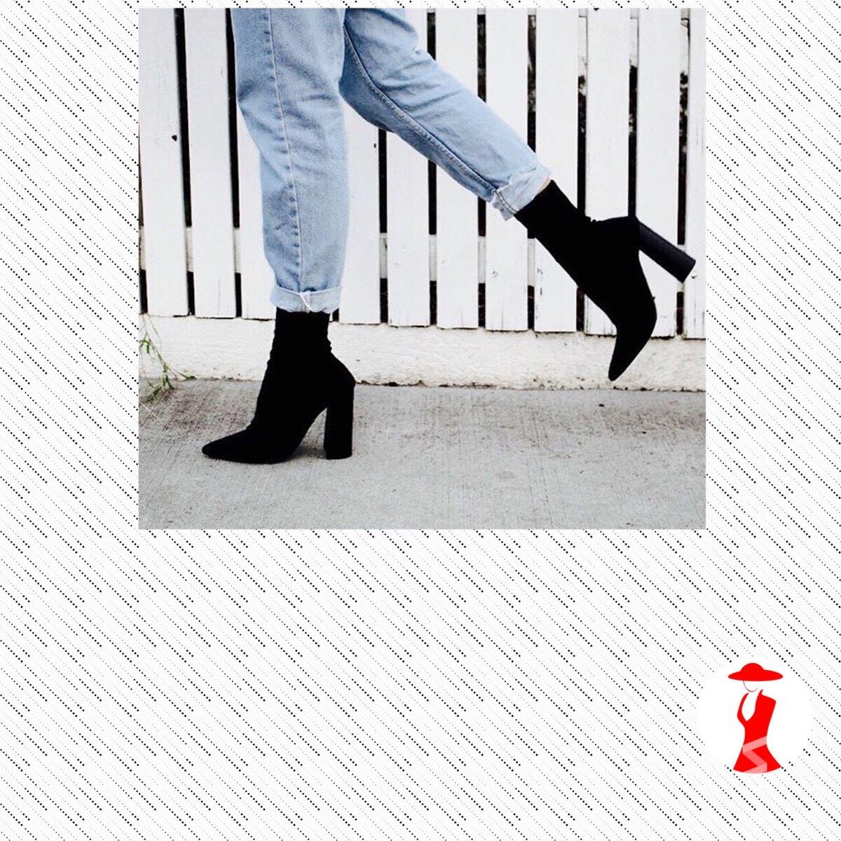 Под каблуком: осенние тренды обуви 2019