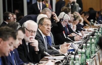 Лавров предупредил о риске роста числа жертв в Мосуле
