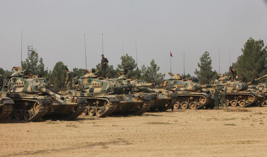 Турецким танкам не хватает брони