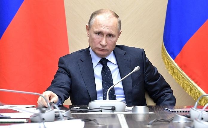 Владимир Путин – главный гар…