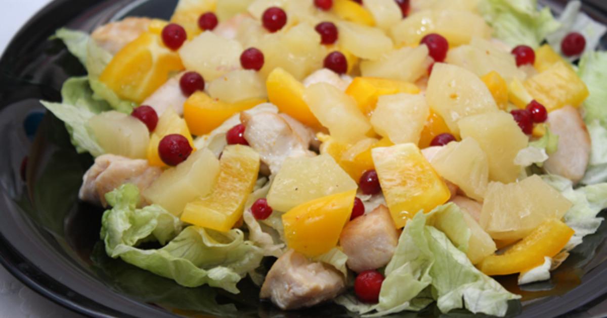 9 простых, но очень вкусных салатов на каждый день
