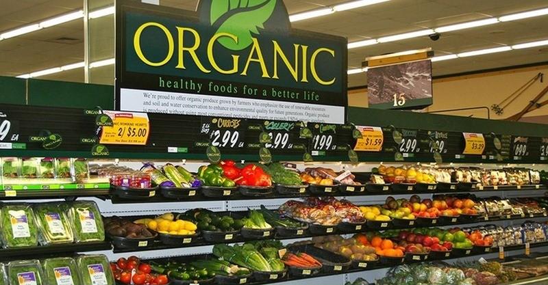 Вот что такое ваши «органические продукты» еда, органические продукты, факты