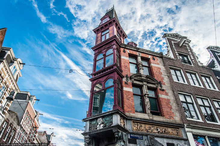 Амстердам, в котором хочется жить