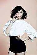 Фелисити Джонс (Felicity Jones) в фотосессии Даниэль Левитт (Danielle Levitt) для журнала You (февраль 2014)