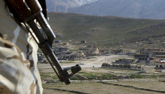 Политические партии Иракского Курдистана договорились провести референдум о независимости