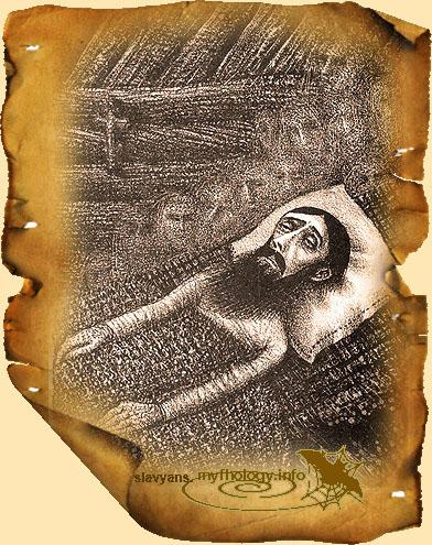 Нечистая сила. Словарь русских мифических духов и нежити (-Т-)
