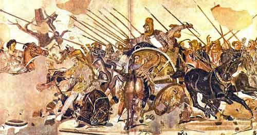 Загадка могилы Александра Македонского.