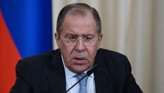 Лавров ответил на обвинения против России в попытке переворота в Черногории