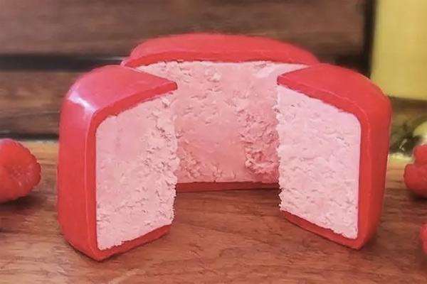 Розовый сыр: главный хит новогоднего стола