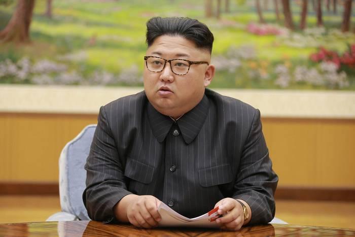Ким Чен Ын выступил за решение всех проблем нации только силами самих корейцев