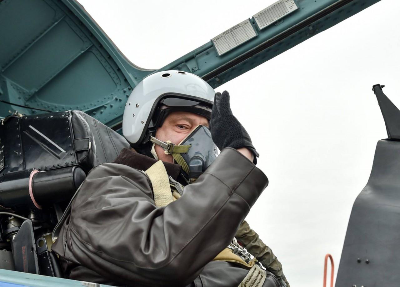 Гордятся пожитками. ВВС Украины похвастались советскими истребителями