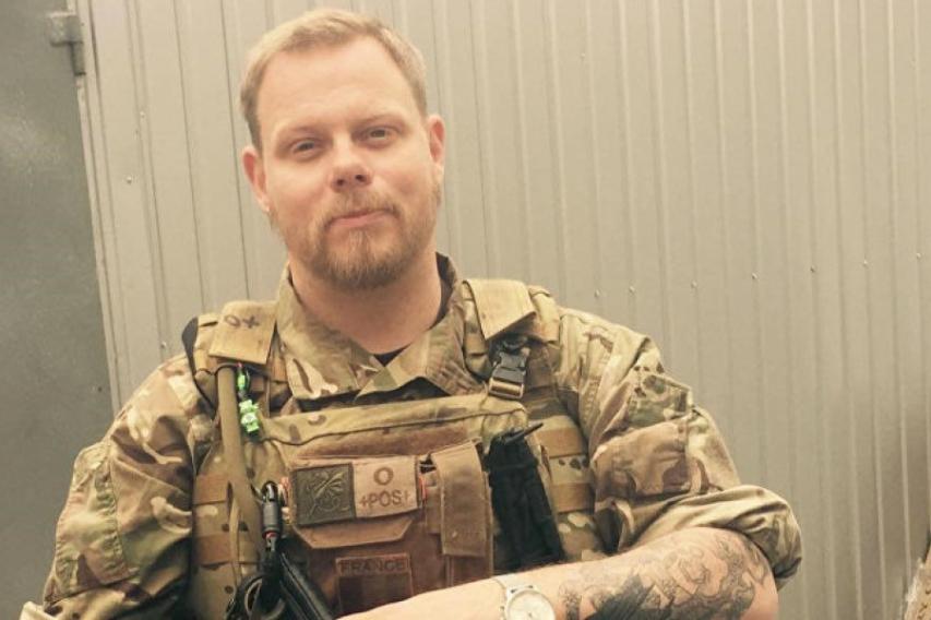 Снайпер из Швеции рассказал, как убивал ополченцев в Донбассе